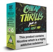 3x10ml Cheap Thrills rush-mock