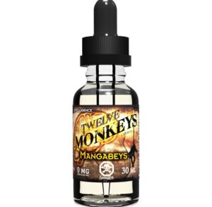 12 monkeys Mangabeys flavored eliquid