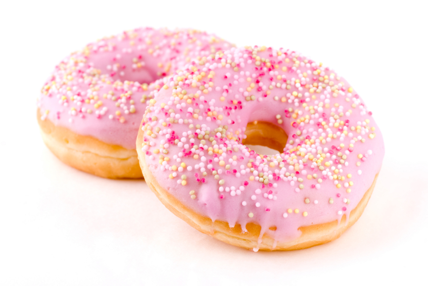 Pink donuts iStock_000007092909_Small
