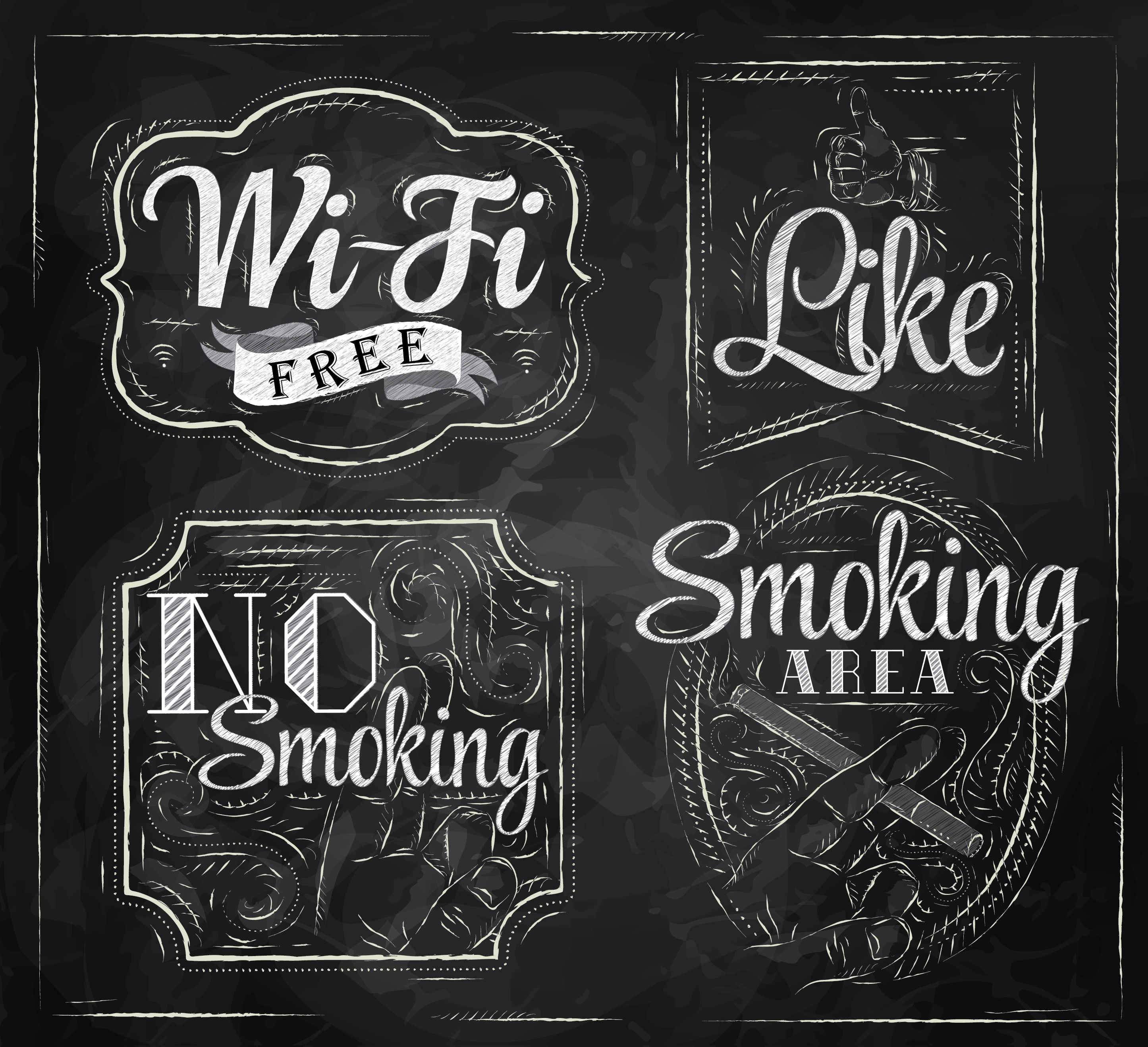 No Smoking Wi-Fi