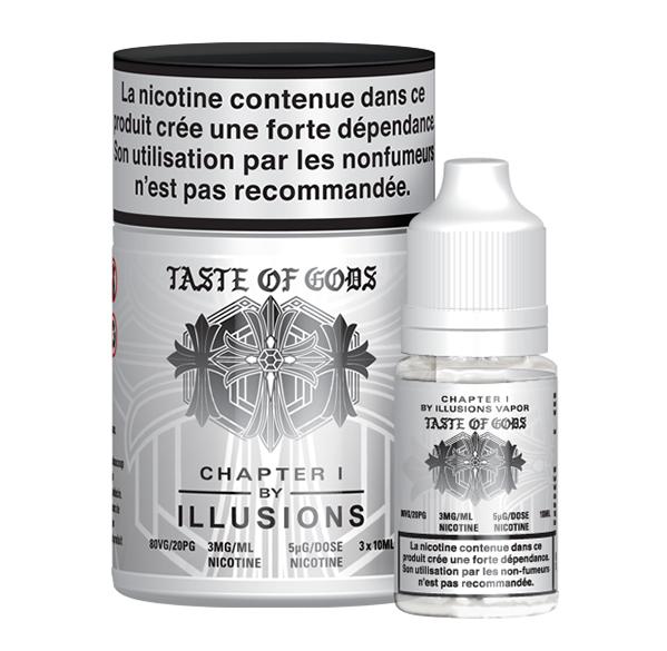 Illusions Vapor Co E-Liquid & Vape Juice - Free Delivery Over £20