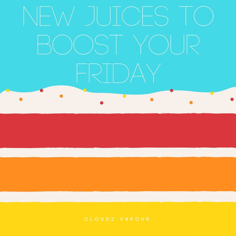 New Juices to Boost Your Friday