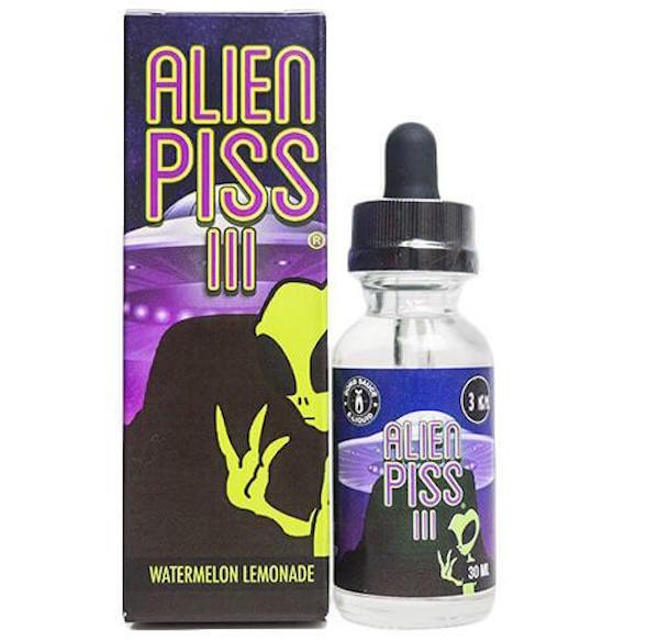 Bomb Sauce Alien Piss 3