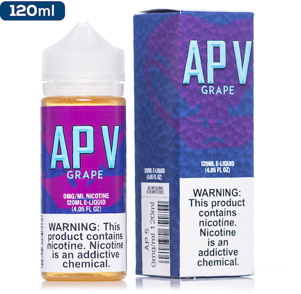 Bomb Sauce APV grape
